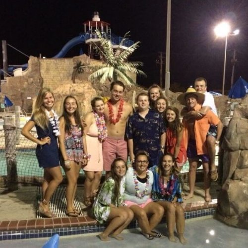 Management Luau